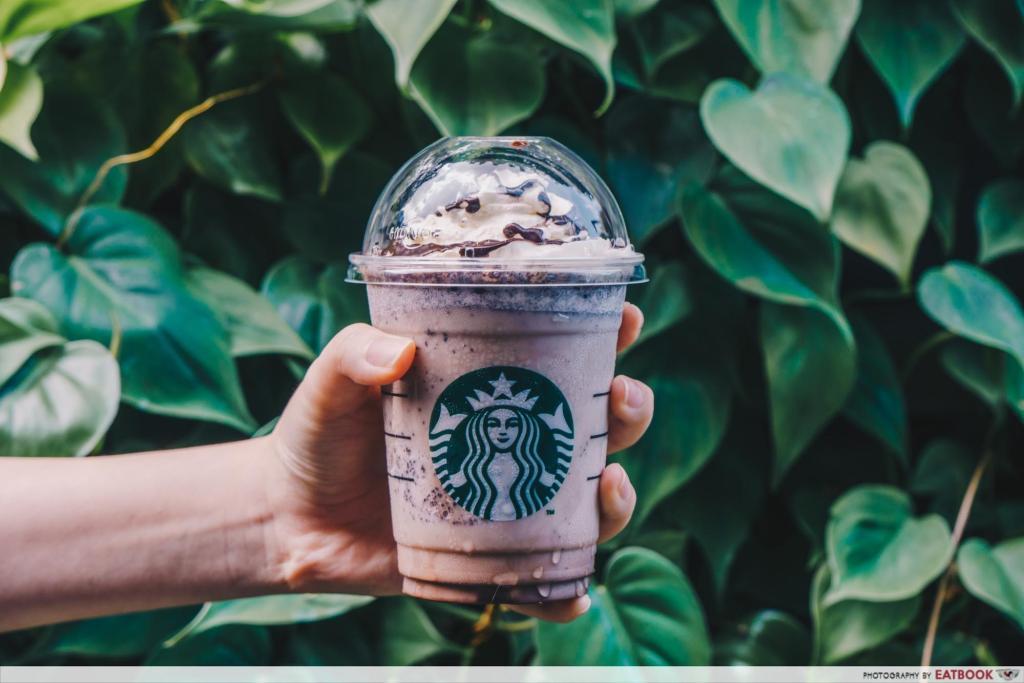 Starbucks Secret Menu Drinks Ferrero Rocher Frappuccino