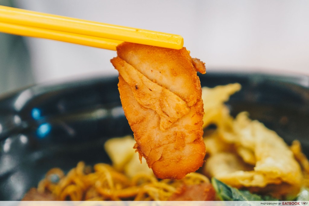 Tay Kee Noodle House Char Siew