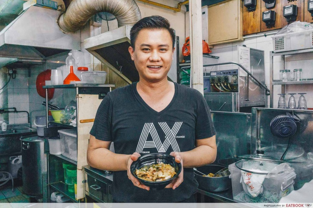 Tay Kee Noodle House Owner