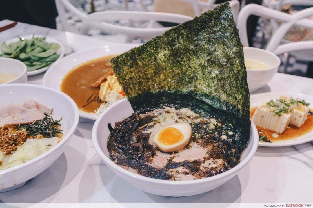15 Japanese Places - Wafu Japanese Cuisine
