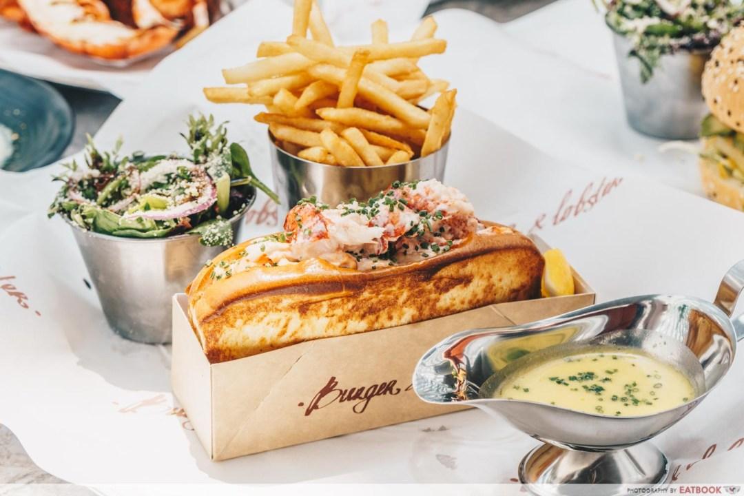 Burger & Lobster - Original Roll