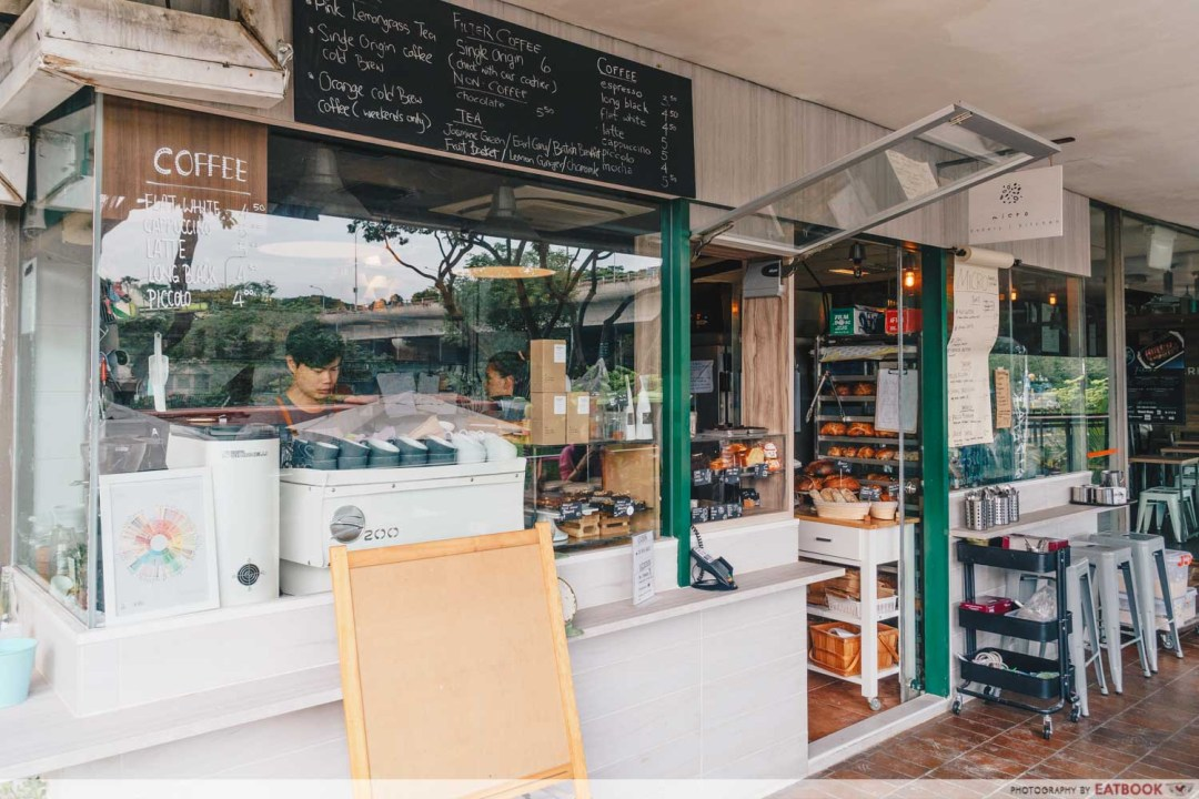 Micro Bakery and Kitchen ambience