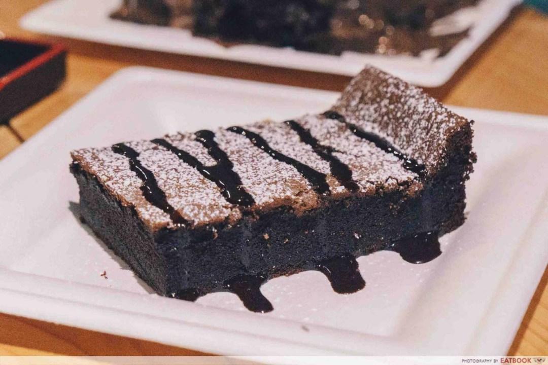 OCD Cafe - Gateau Au Chocolat