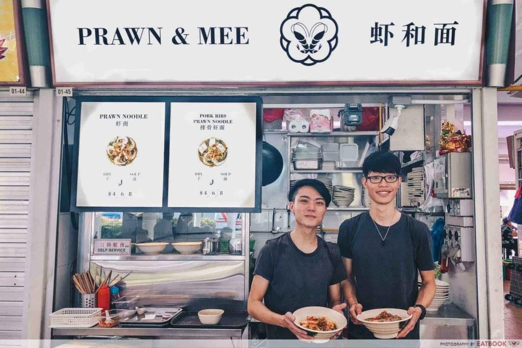Prawn & Mee Raphael and Gladwin