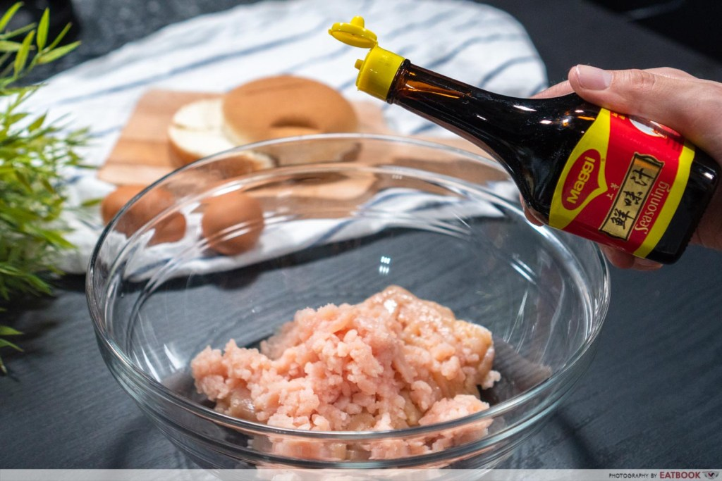 Ramly Burger Recipe maggie seasoning