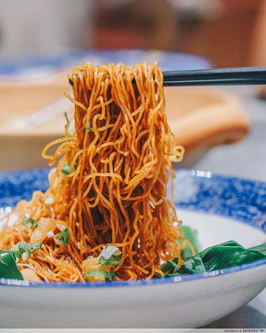 Shang Social - Jewel springy noodles