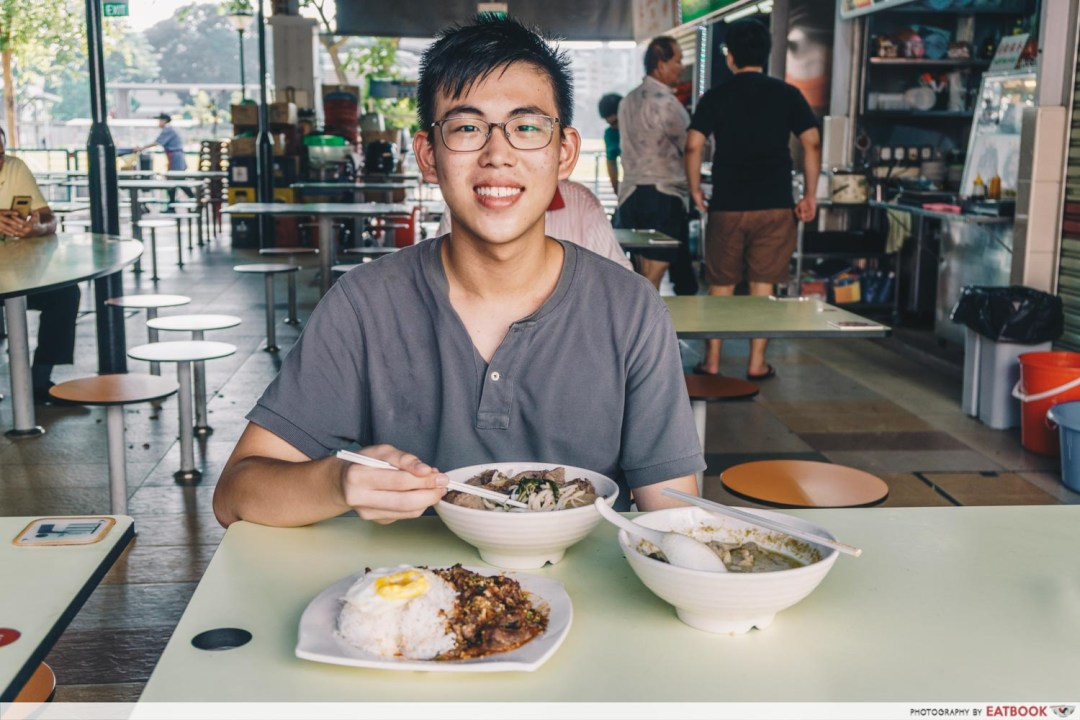 omar's halal thai beef noodles verdict