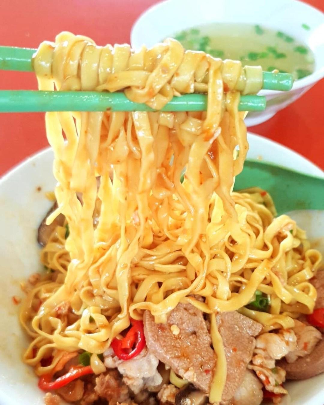 58 Minced Meat Noodle - Noodle Pull