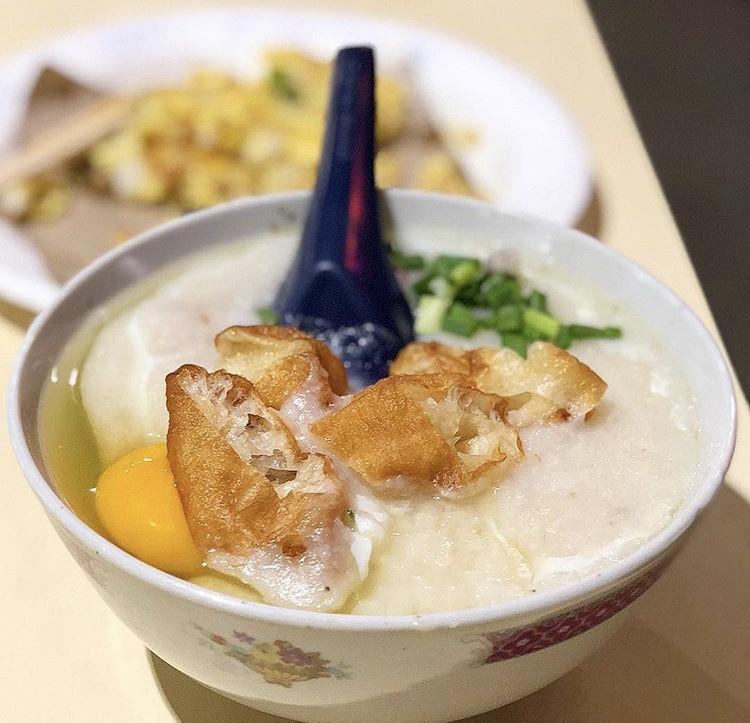 85 fengshan centre chai chee pork porridge