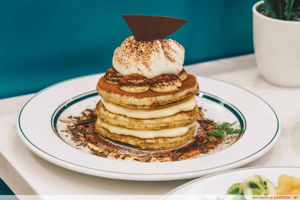 Gram Cafe & Pancakes vivo Rich Tiramisu Pancakes 2