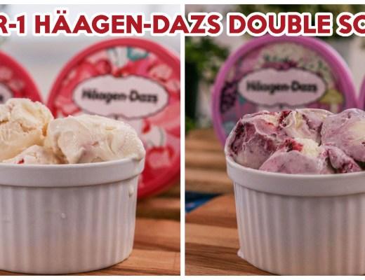Häagen-Dazs Double Scoop - Cover