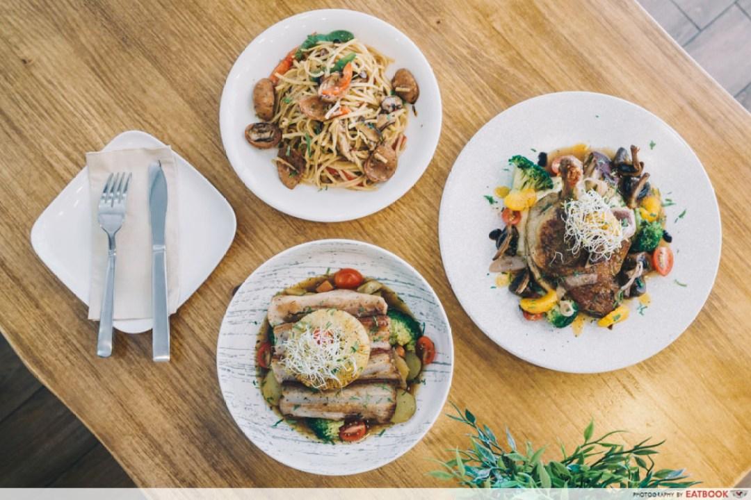 Hunger's Kitchen - flatlay