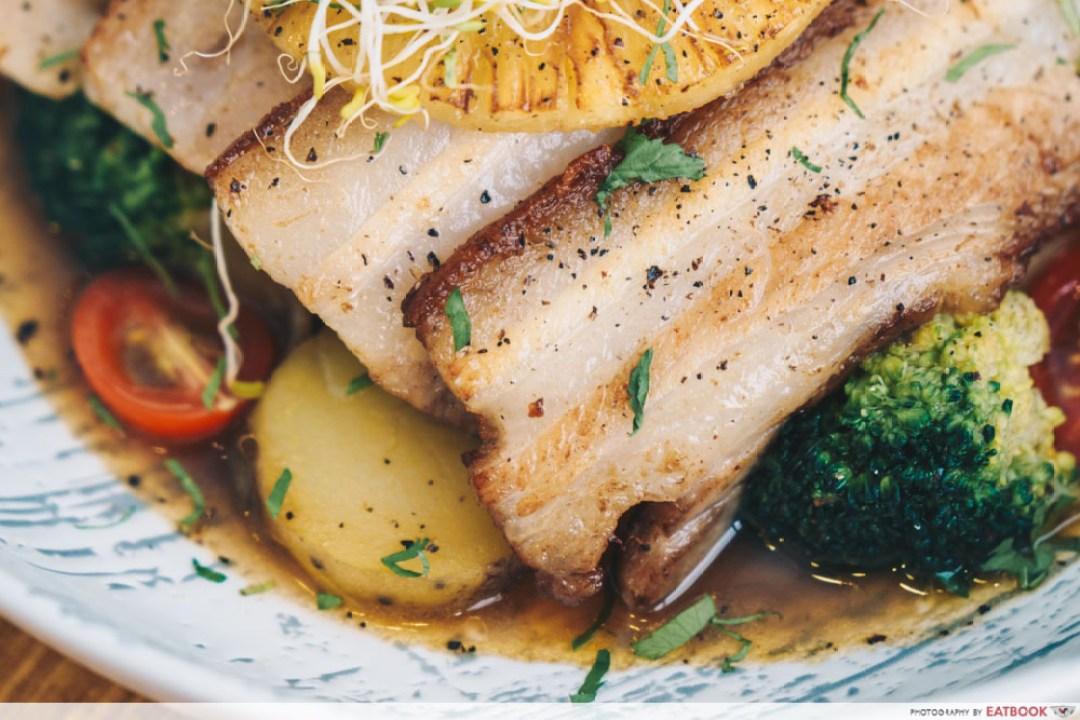 Hunger's Kitchen - pork belly
