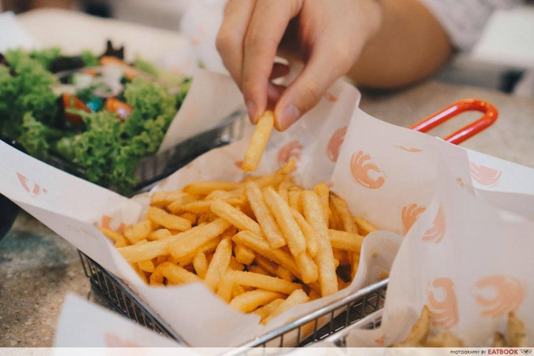 Otoke Chicken - Cheese Fries