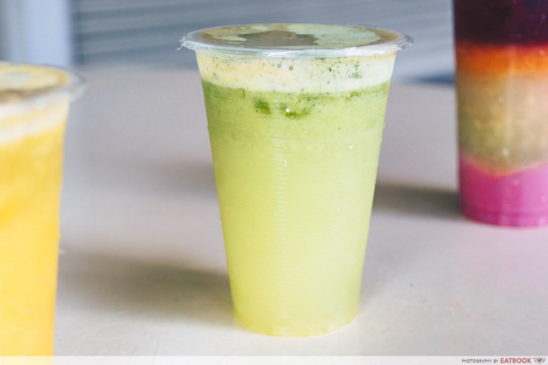 asip drinks apple lime mint