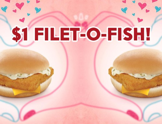 $1 Filet O Fish - Feature Image