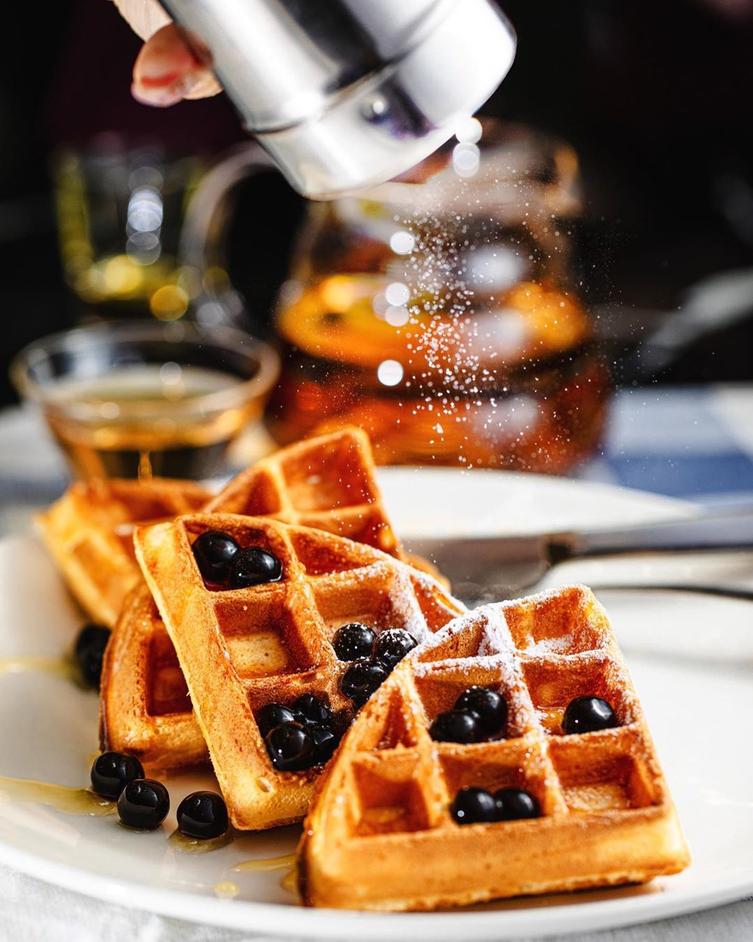 Boba Waffles - Waffles only