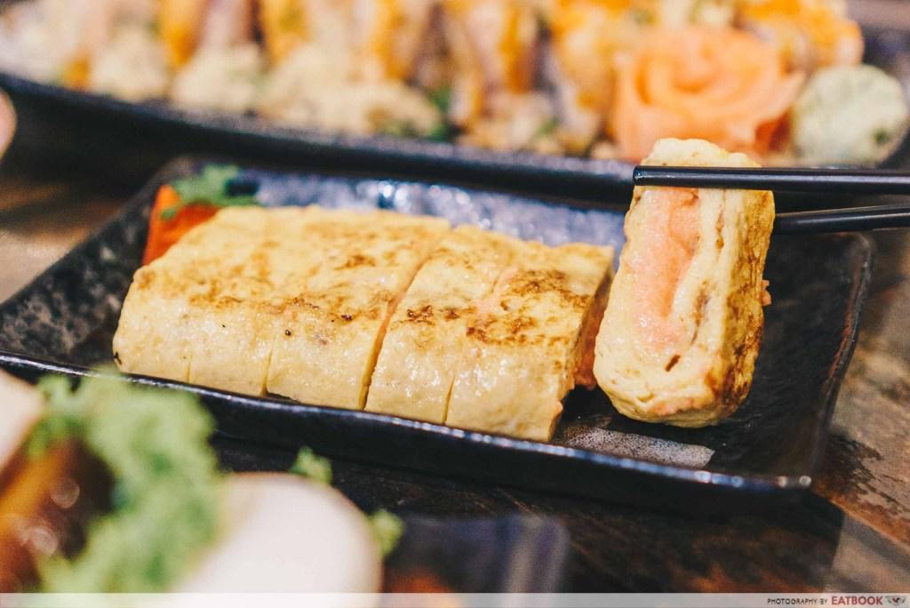 Box n Sticks Tamago Mentaiyaki