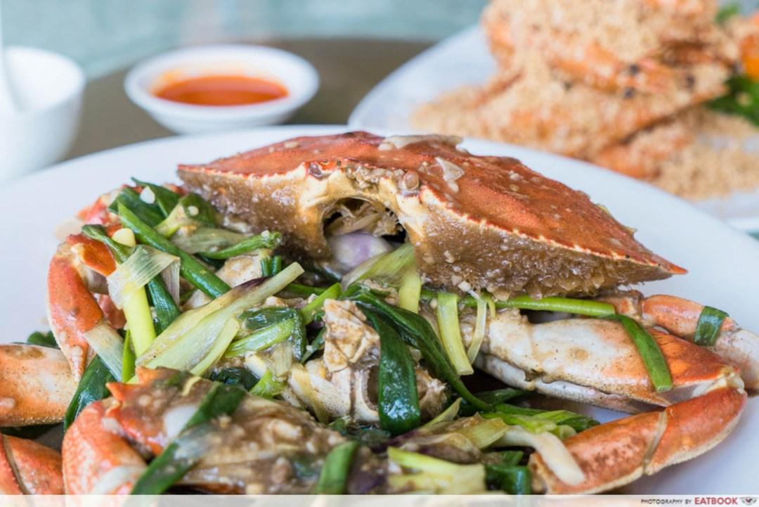 Clarke Quay MRT - No Signboard Seafood Restaurant