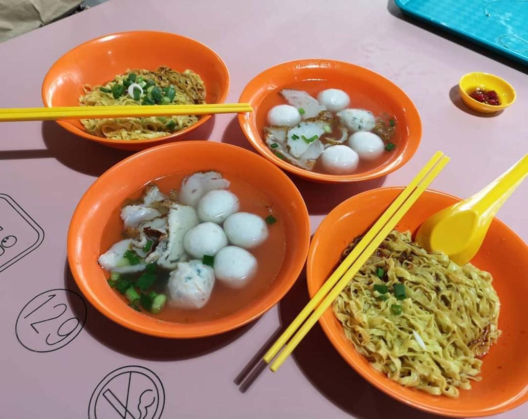 Jurong West 505 - Wen Guang Handmade Fish Ball Noodle