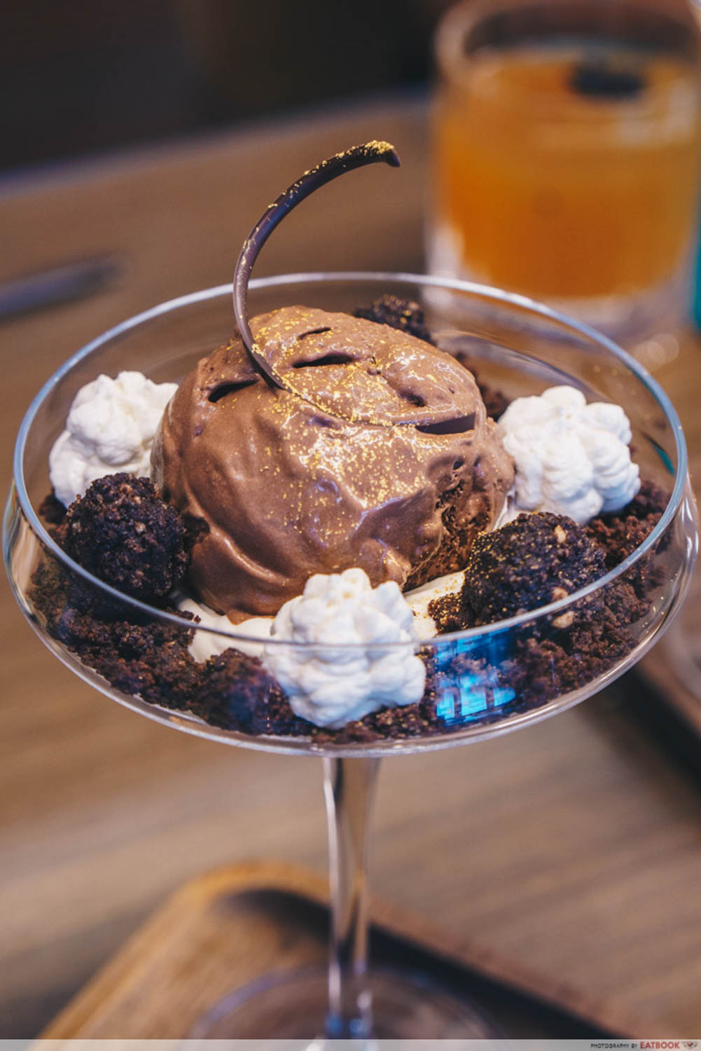 New Restaurant July - The Affogato Lounge