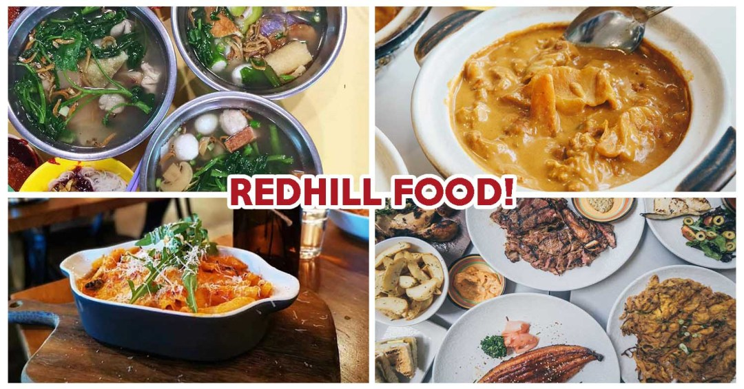Redhill Food - Feature Image