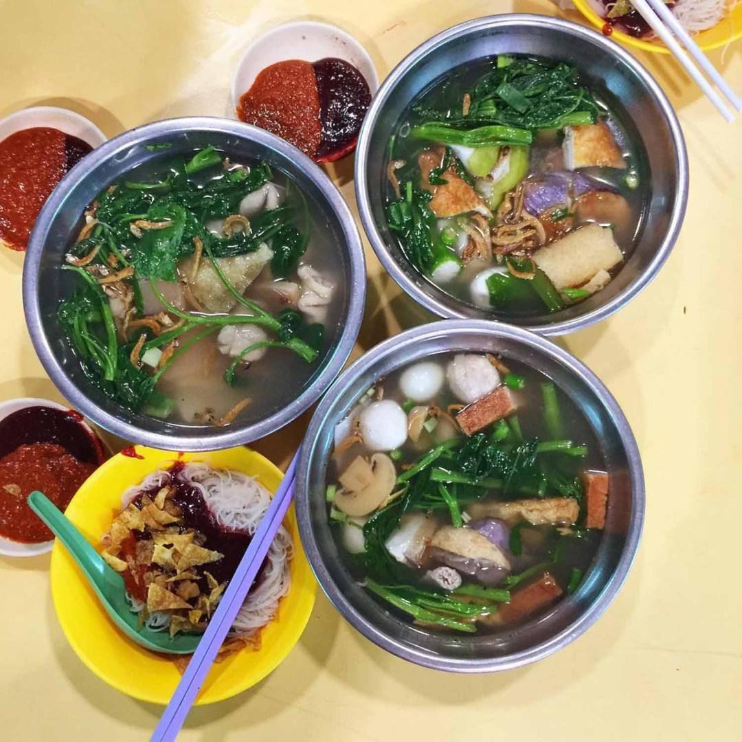 Redhill Food - Soon Li Yong Tau Foo