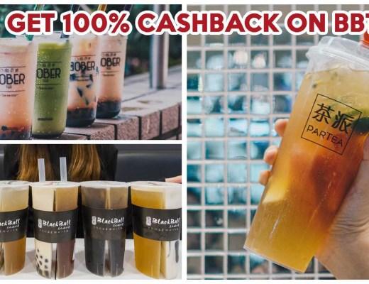 Shopback Foodpanda Bubble Tea - Ft Img
