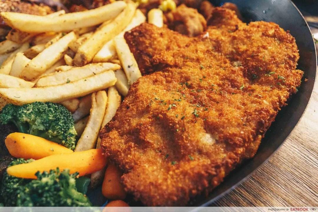 Steak & Bones - Fried Pork Cutlet