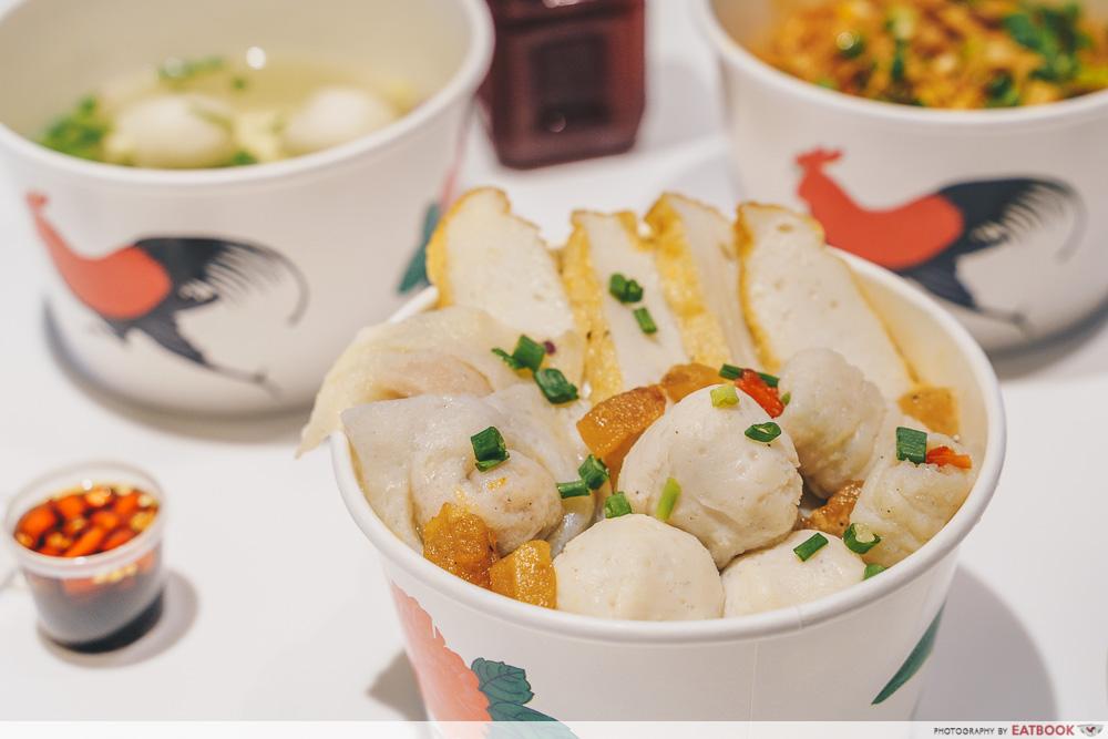 313@somerset food festival - Lixin The Fishball Folks