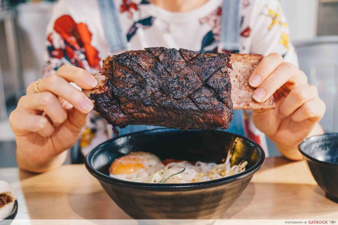 Gubak Kia - Beef short rib