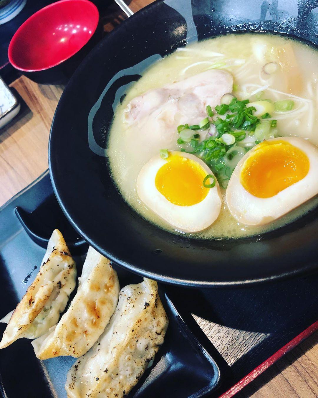 Ramen Champion - Ramen and Gyoza