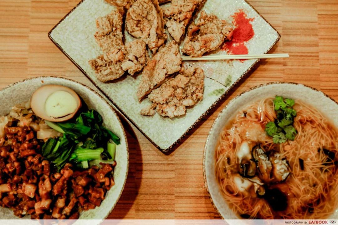Taiwanese eateries - 5 Little Bears