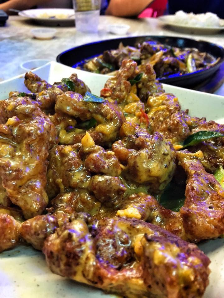 Yio Chu Kang Food - Yun Seafood Fish head Steamboat