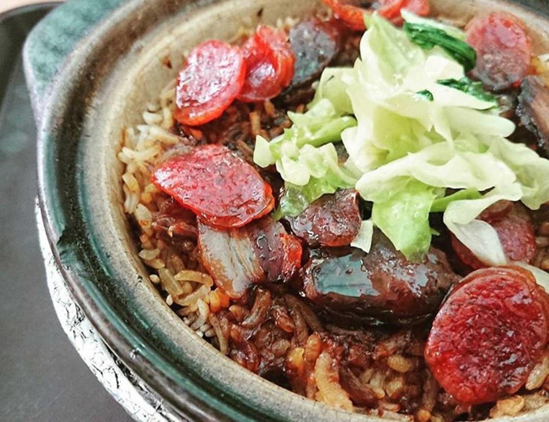 Kebun Baru Food Centre - Guangdong Claypot Rice
