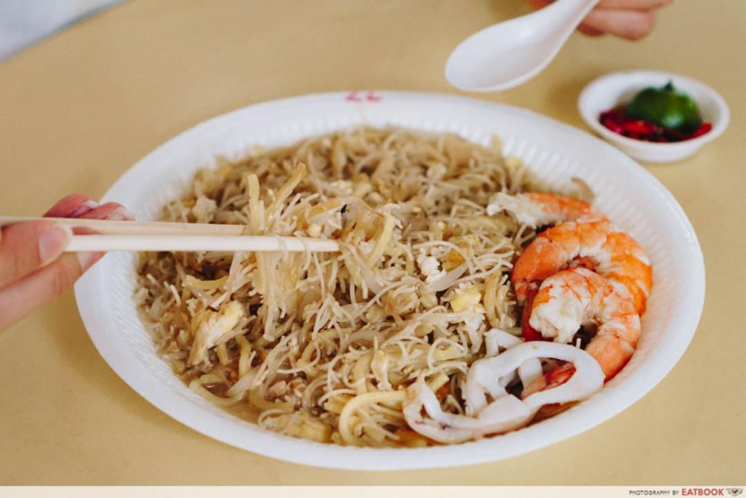Nam Sing Hokkien Mee - Noodles