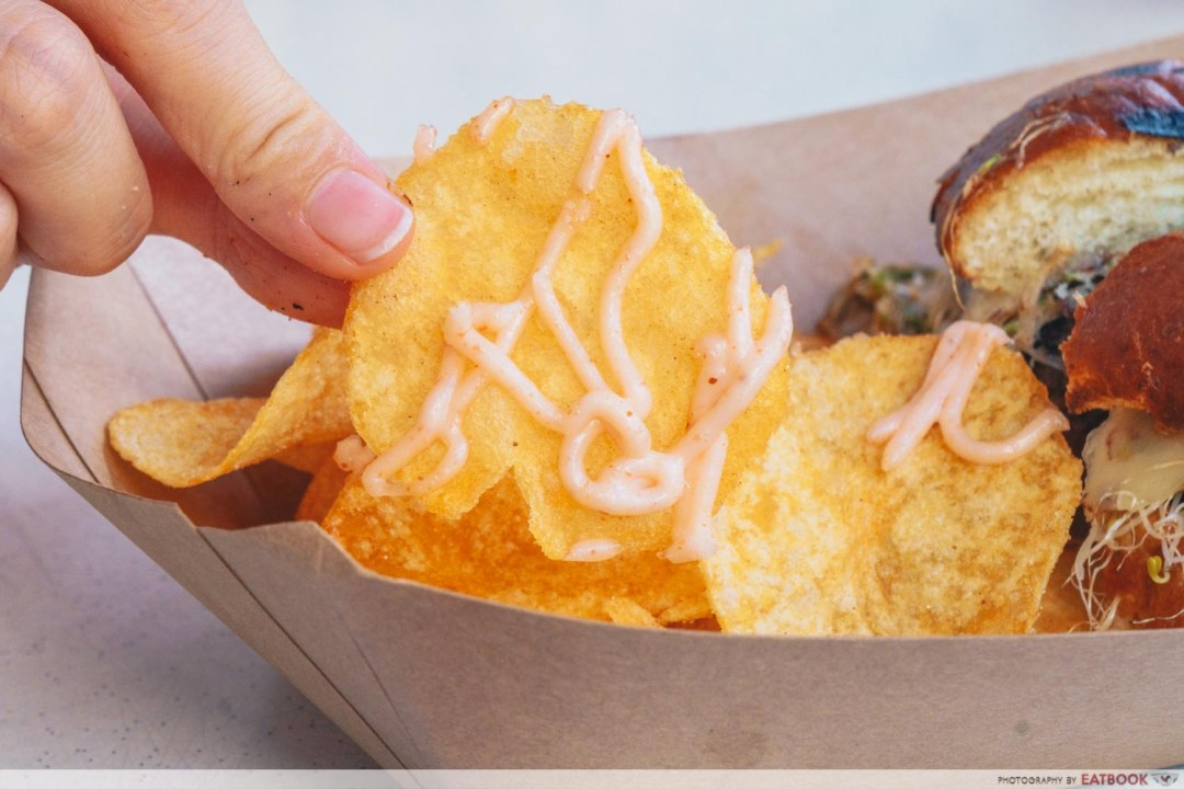 The Social Outcast - Chips