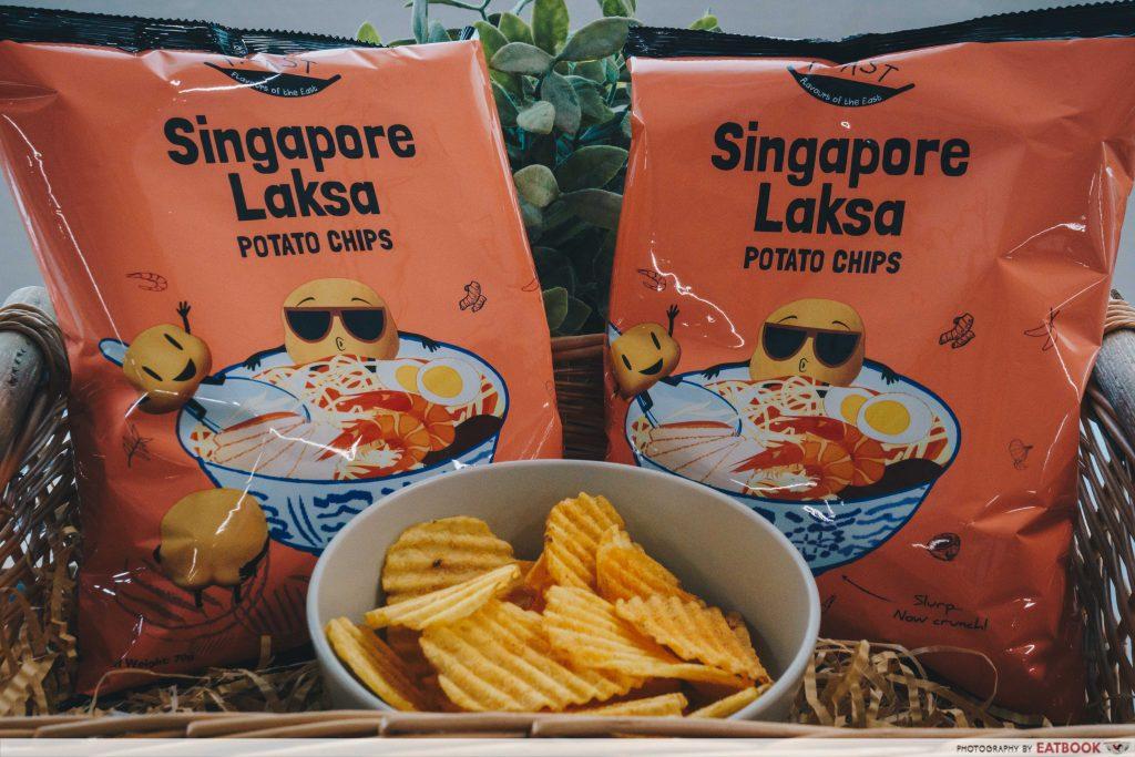 laksa chips