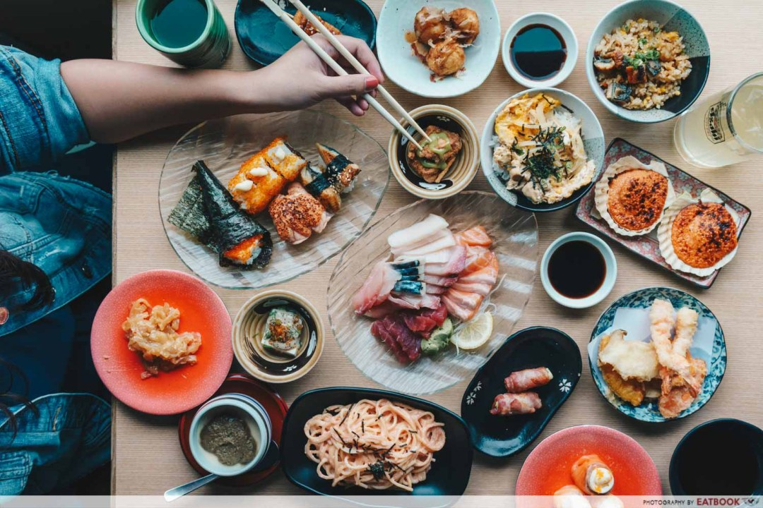 Chope's Diners' Choice - Mitsuba