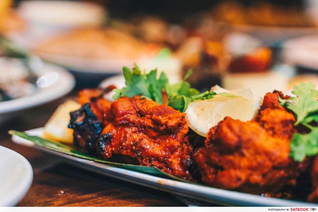 Edge Indian food