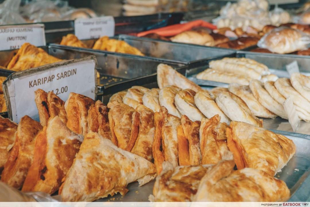 Johor Bahru Hawker Food - Karipap