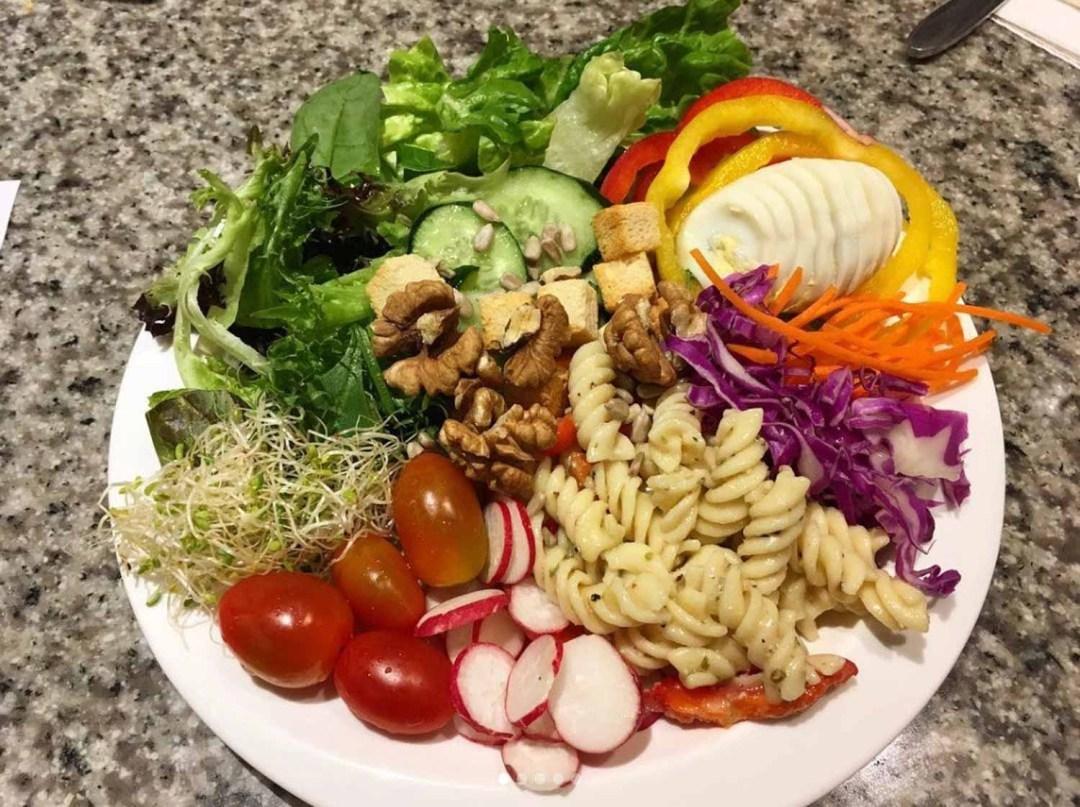 Salad Bar Buffets - Javier's Rotisserie and Salad