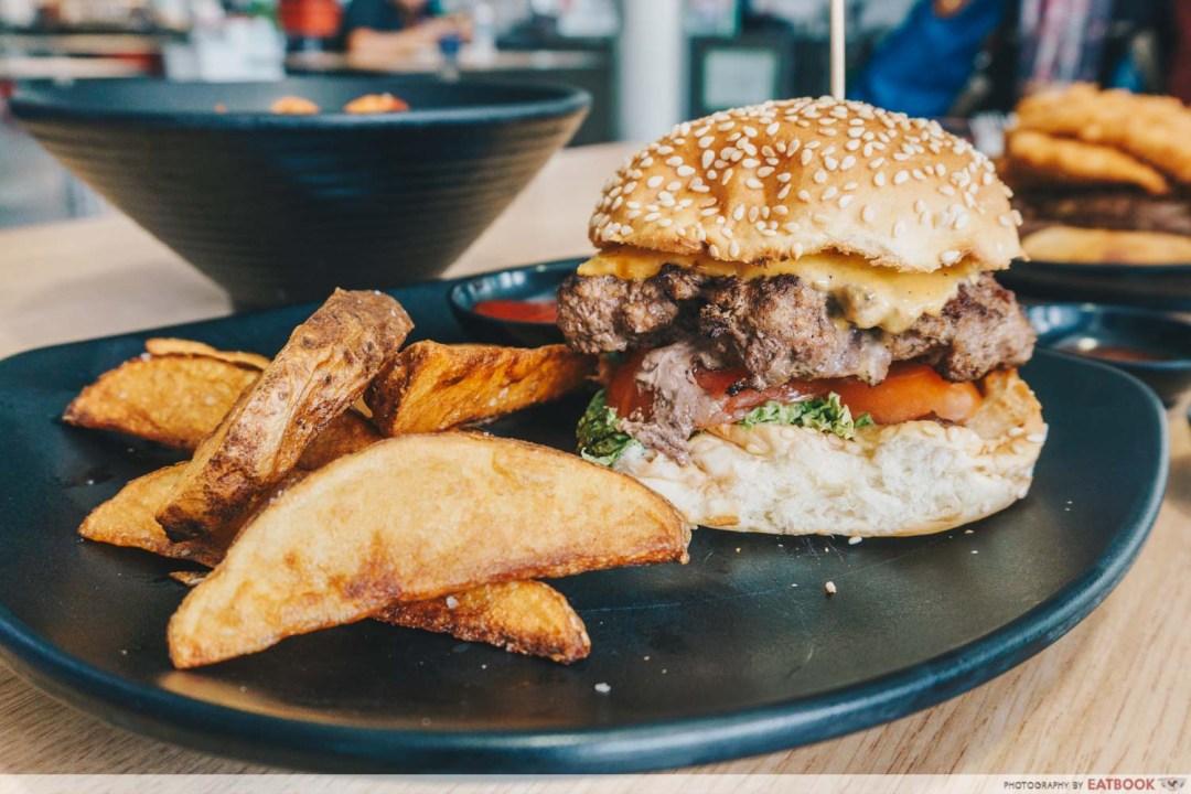 Signature Beef Burger