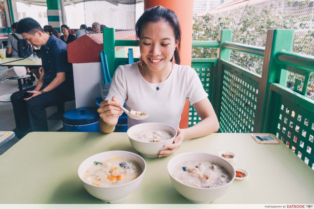 Weng Kiang Kee Porridge - Verdict