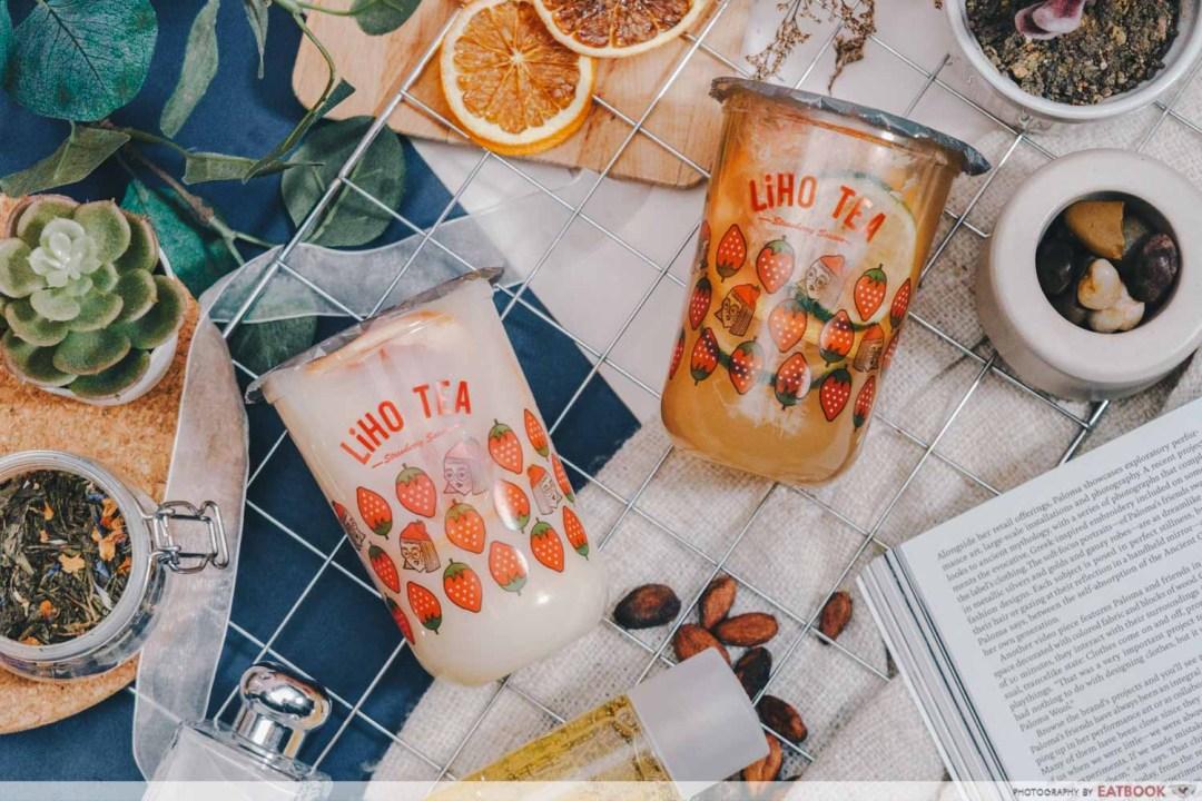 LiHO Beauty Tea Collagen Drink - Two Drinks