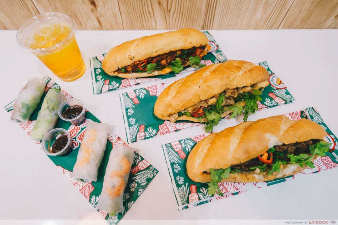 New Restaurants December - Banh You Banh Mi 1