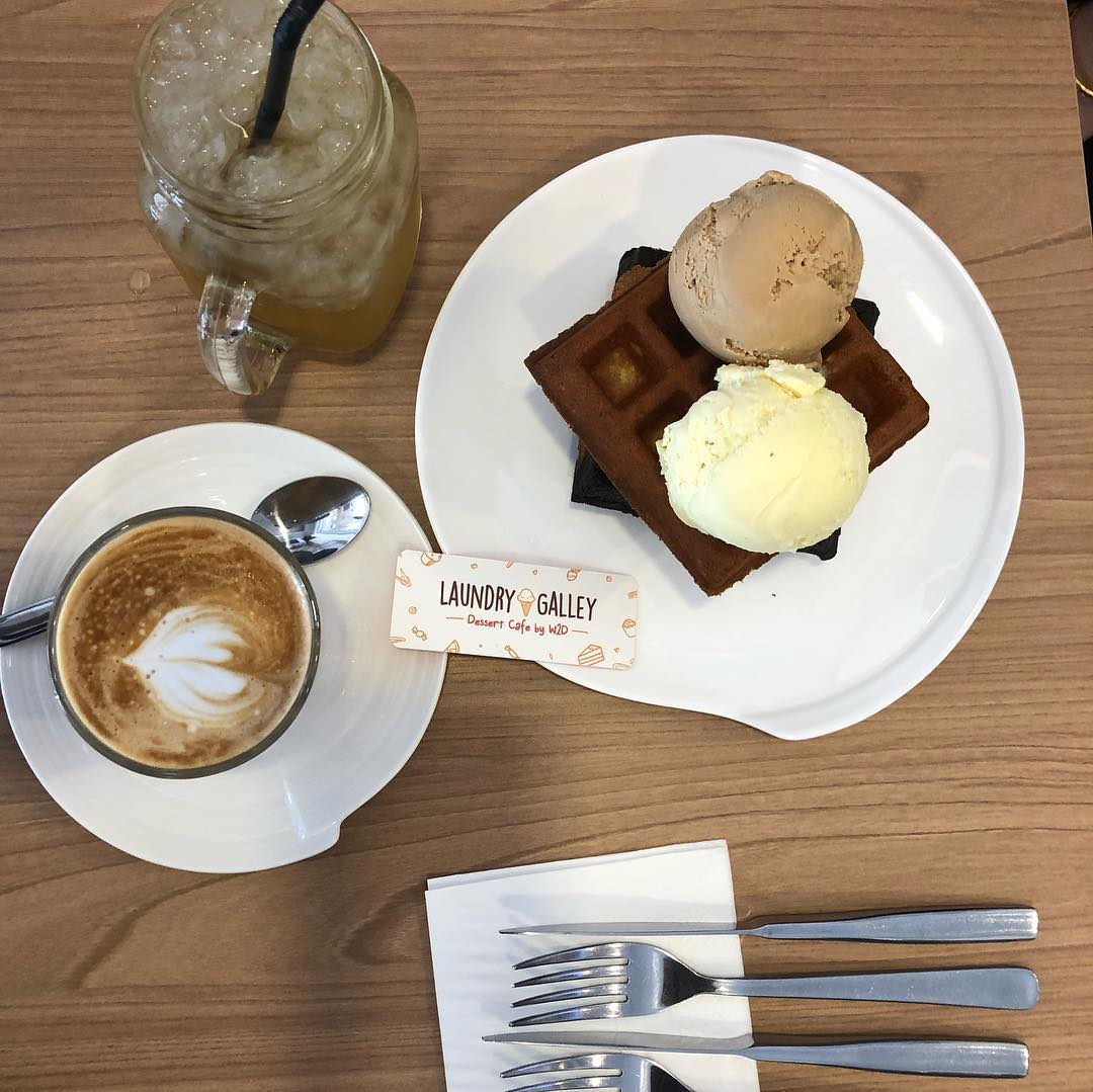 Laundry Galley-tampines cafes