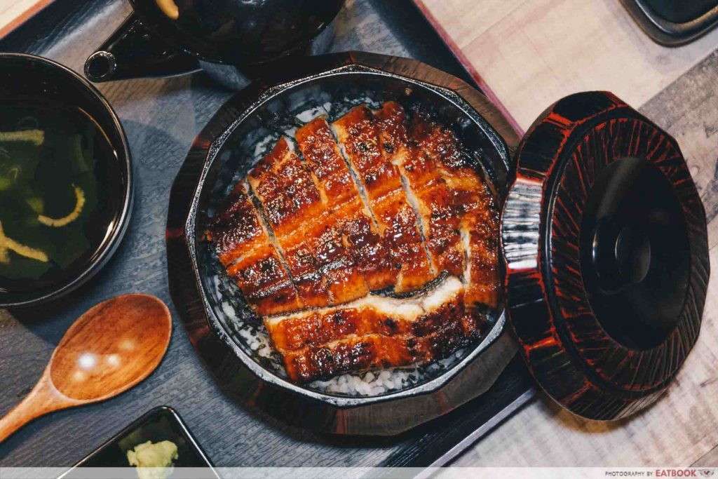 Best Restaurants in singapore Unauna-Unagi