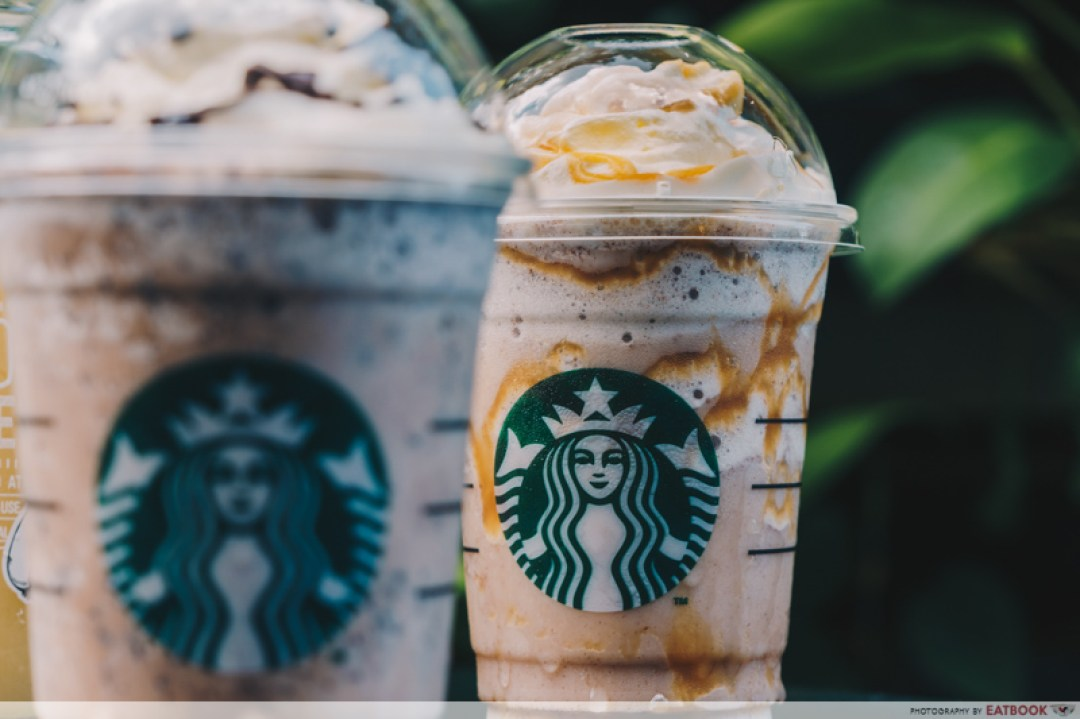 Casual Afternoon Tea Places - Starbucks