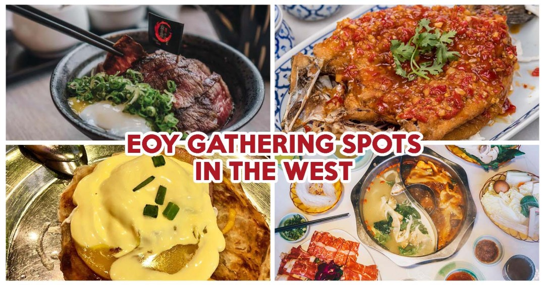Food Places In The West